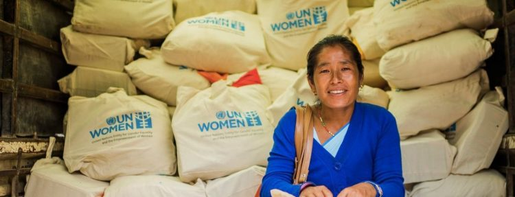 "Twenty-five years after Beijing Declaration, the world ""cannot afford"" so few women in power"