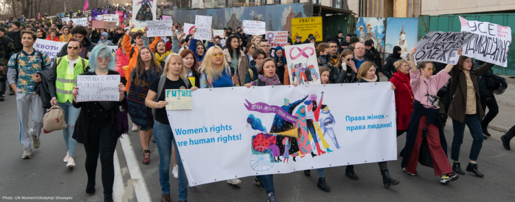 Eight ways you can be a women's rights advocate today and every day