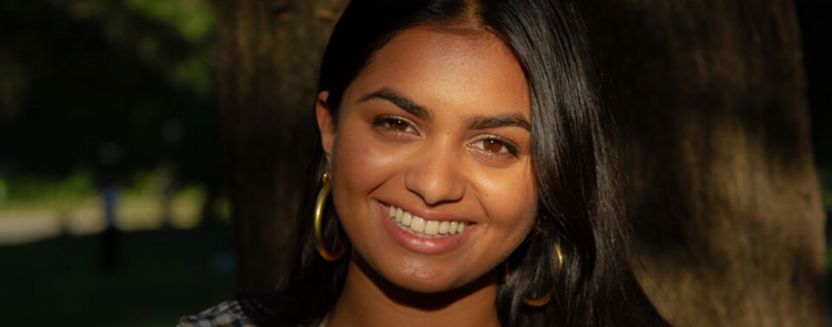 I am Generation Equality: Amika George, period poverty and education champion