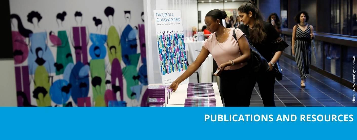 UN Secretary-General's policy brief: The impact of COVID-19 on women