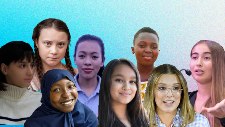 Girls to know: The next generation is already leading the way