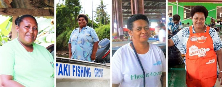 Meet the women market vendors leading change in their communities across the Pacific