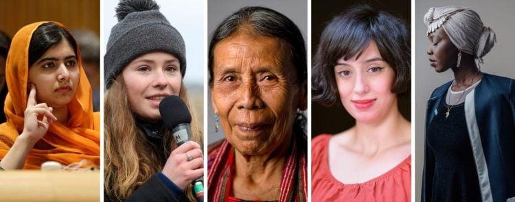 Women leaders we admire