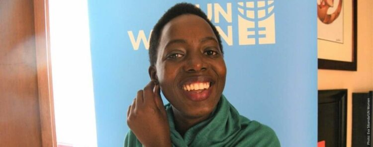 I am Generation Equality: Martha Clara Nakato, advocate for bodily autonomy and sexual and reproductive health rights in Uganda