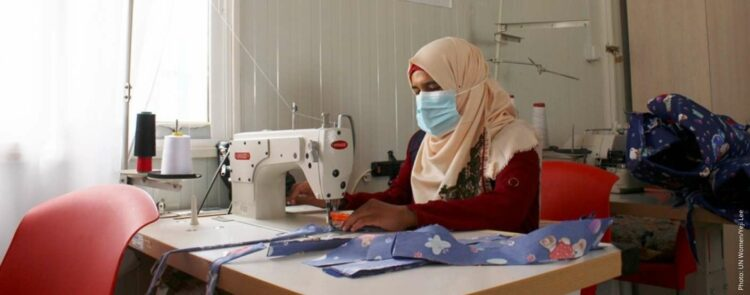 """From where I stand: """"Women can work and share household responsibilities to provide a better life for their families"""""""