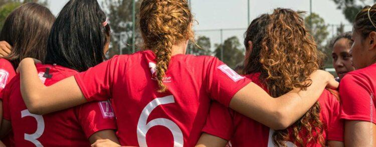 Women and girls in sport