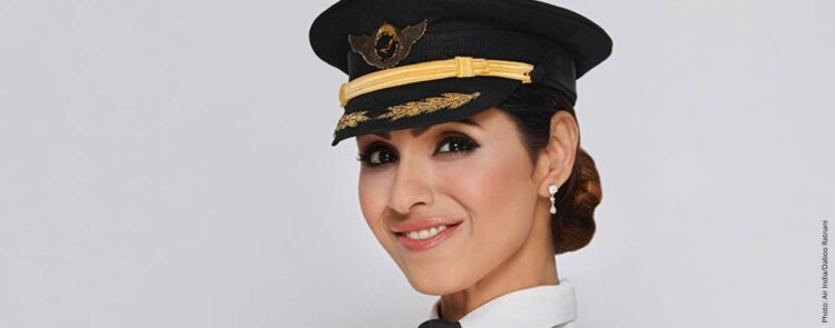 I am Generation Equality: Captain Zoya Sapra Aggarwal, pilot and gender equality advocate