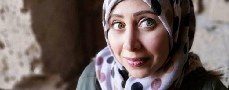 I am Generation Equality: Souhaila Nassar, changing the image of refugees