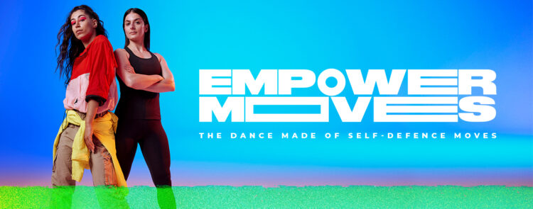 #EmpowerMoves is the dance that's also self-defence